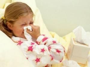 Приболели вирусной ангиной