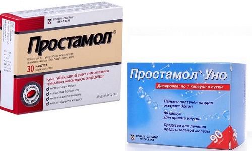 профилактика простатита у мужчин простамол уно