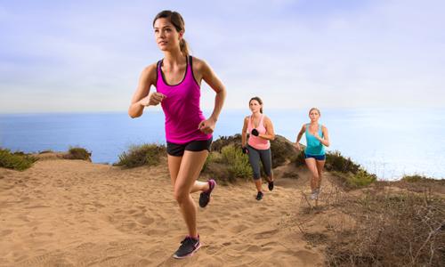Заняться бегом можно лишь после длительных и регулярных занятий, направленных на укрепление мышц спины