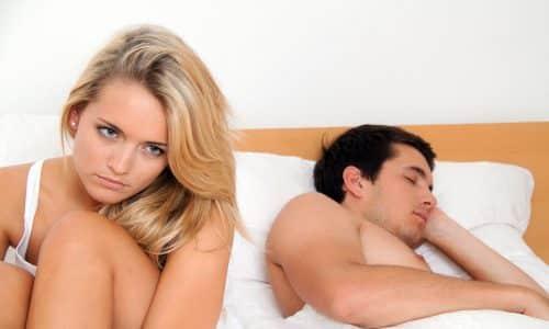 Учащенные микции являются результатом физиологических процессов, например, возникают после секса