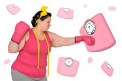Ожирение - одна из причин поликистоза яичников