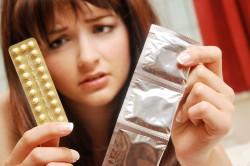 Пероральные контрацептивы - причина длительных месячных