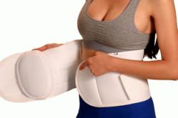 Бандаж для предотвращения опущения матки