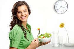 Правильное питание при хрусте в пояснице