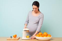 Повышение потребности в витаминах в период беременности