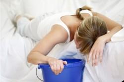Тошнота и рвота - симптомы пищевого отравления