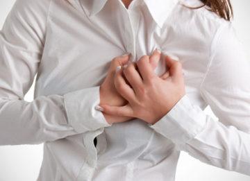Причины возникновения хруста в грудной клетке