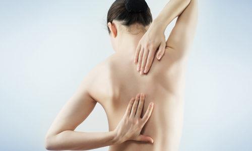 Проблема хондроза грудного отдела