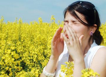 Что такое весенняя аллергия?