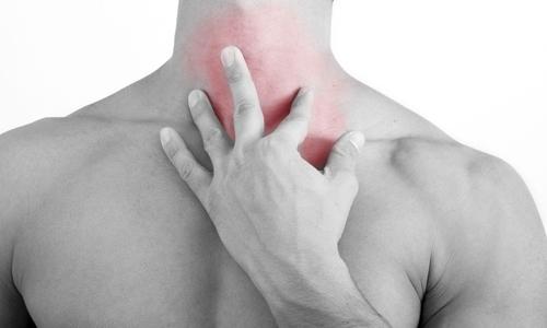 Проблема жжения в горле