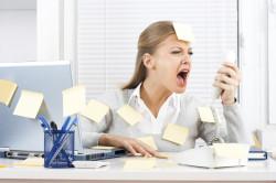 Стресс как причина оофорита
