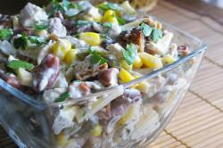 Салат с сыром при панкреатите