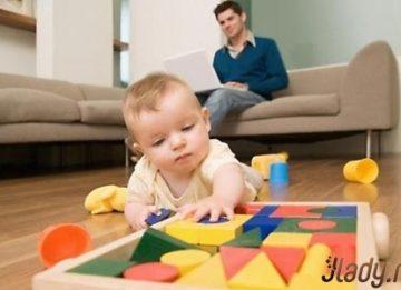 Заботимся о безопасности своего малыша