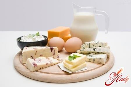 продукты при белковой диете