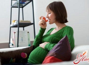 Беременность и астма. Что нужно знать будущей маме?