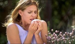 через какое время проявляется аллергия фото