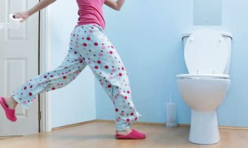 Частое мочеиспускание развивается у женщин и в результате развития заболеваний органов мочеполовой системы