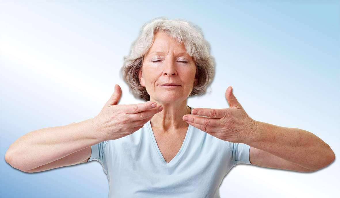 Дыхательная гимнастика при ангине