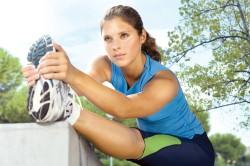 Занятия спортом как причина отсутствия овуляции