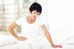 Острые боли в животе при воспалении женских половых органов