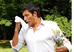 как быстро проявляется аллергия фото