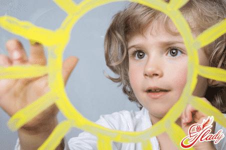 атопический дерматит у детей