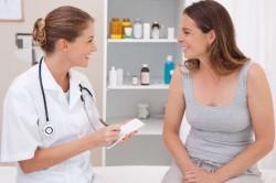 Консультация врача-гинеколога при повышении температуры перед месячными