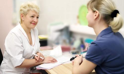 Консультация гинеколога при задержке месячных
