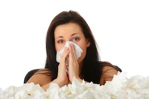 круглогодичный аллергический ринит причины