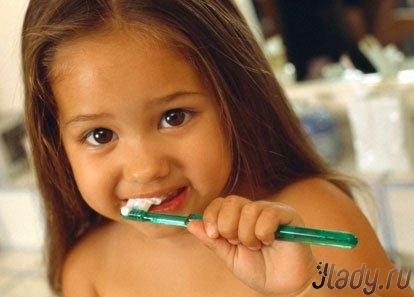 Зубы у детей. Лечение, гигиена полости рта