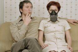 Курение один из причин молочницы