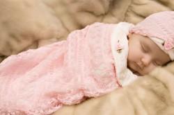 Купание как метод лечения молочницы у малышей