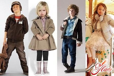 детская зимняя одежда 2016
