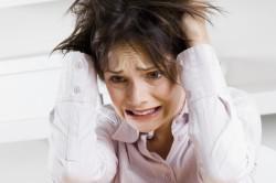 Нервозность - следствие ПМС