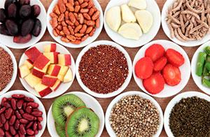Выбор продуктов питания при псориазе