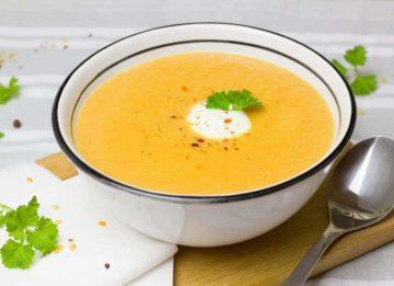 Как приготовить жиросжигающий суп для похудения