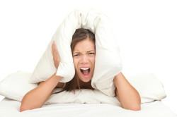 Стрессы - причина коричневых выделений