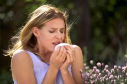 Аллергия как причина насморка