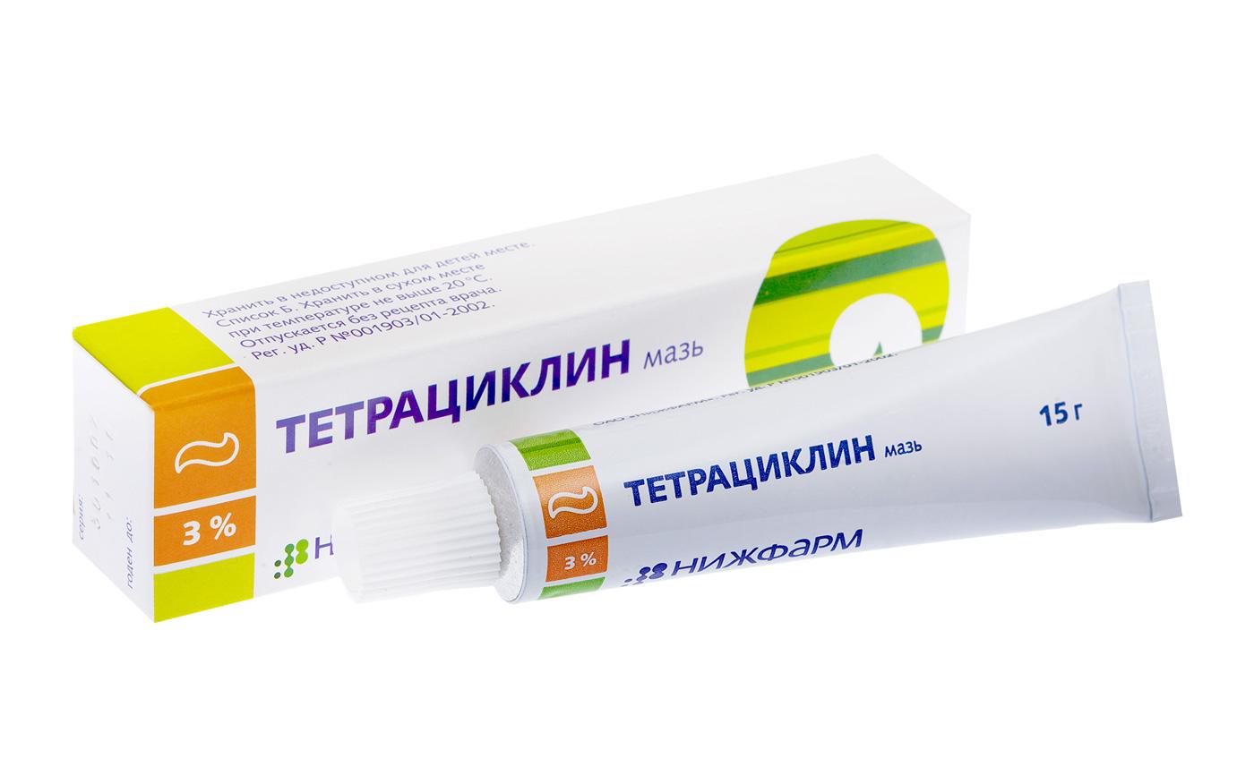 Тетрациклин при простатите