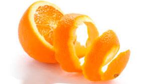 Апельсин и апельсиновая цедра