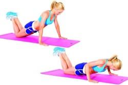 Упражнения при запоре