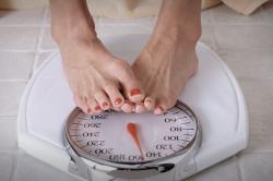 Лишний вес  - причина нарушения цикла