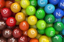 Употребление витаминов для восстановления месячных