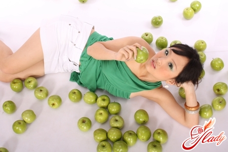 нестандартная яблочная диета