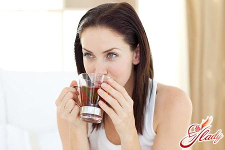 похудение с помощью зеленого чая