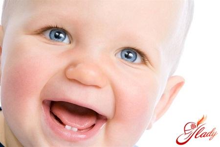 зубы у детей молочные смена их на постоянные